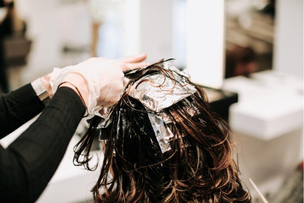 Attention Hair and beauty haar kleuren